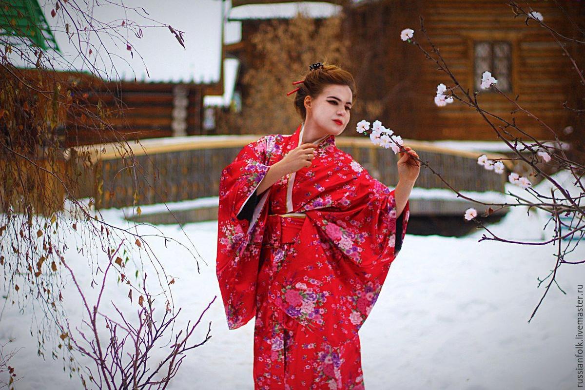 Японки в москве фото — 14