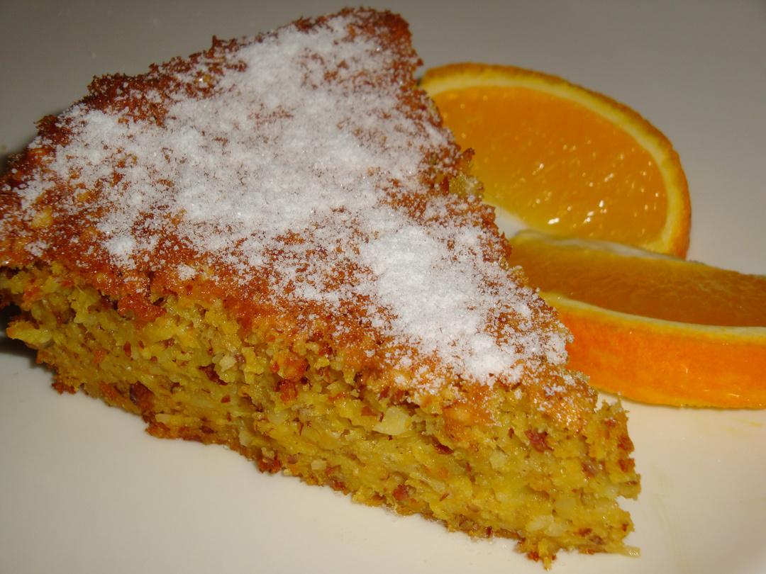 пирог из апельсинов рецепт с фото простой момента, когда