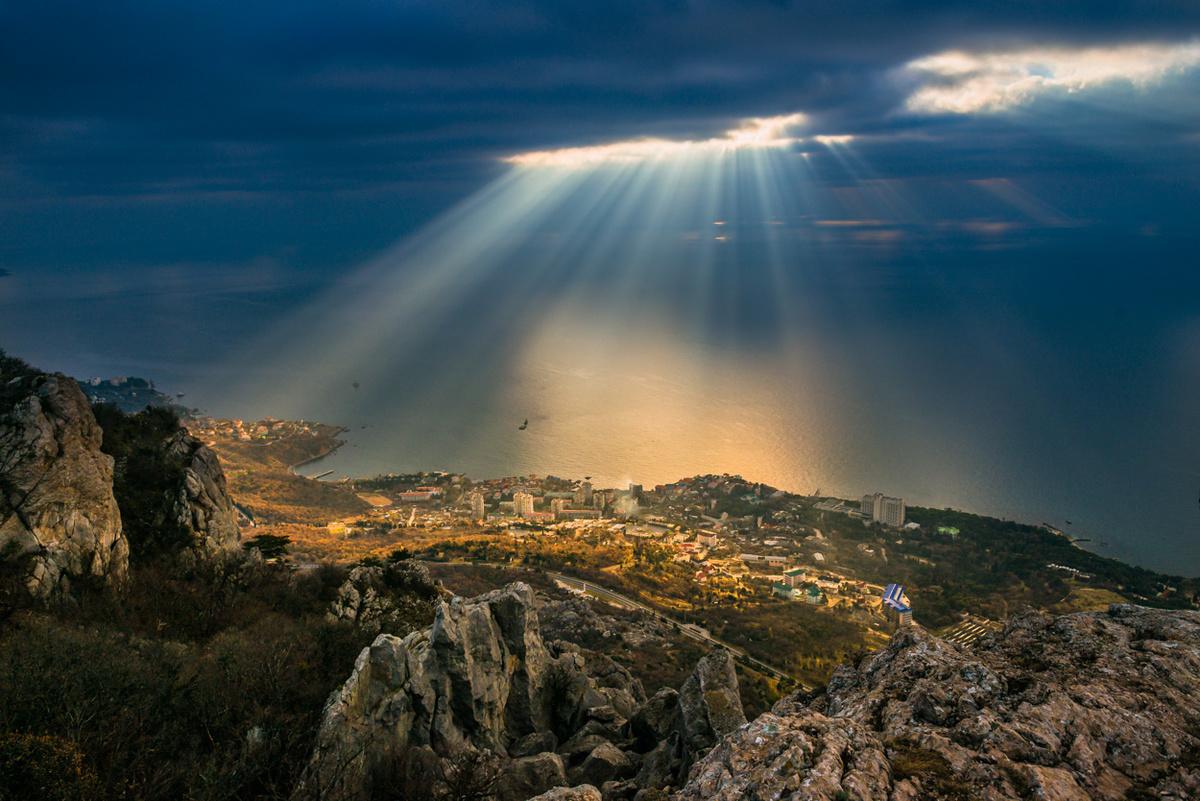 крымский восход солнца фото что паблик