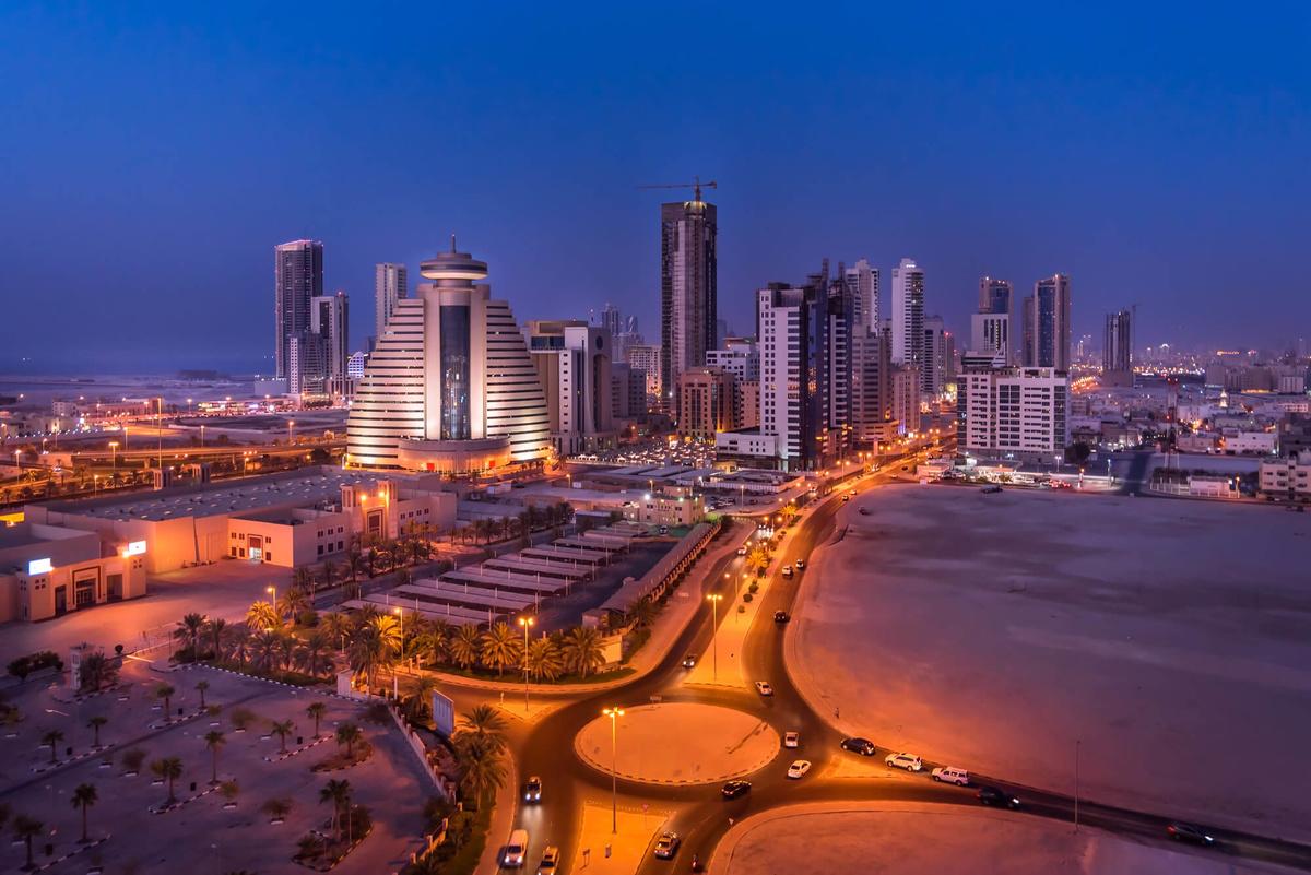 Королевство бахрейн фото