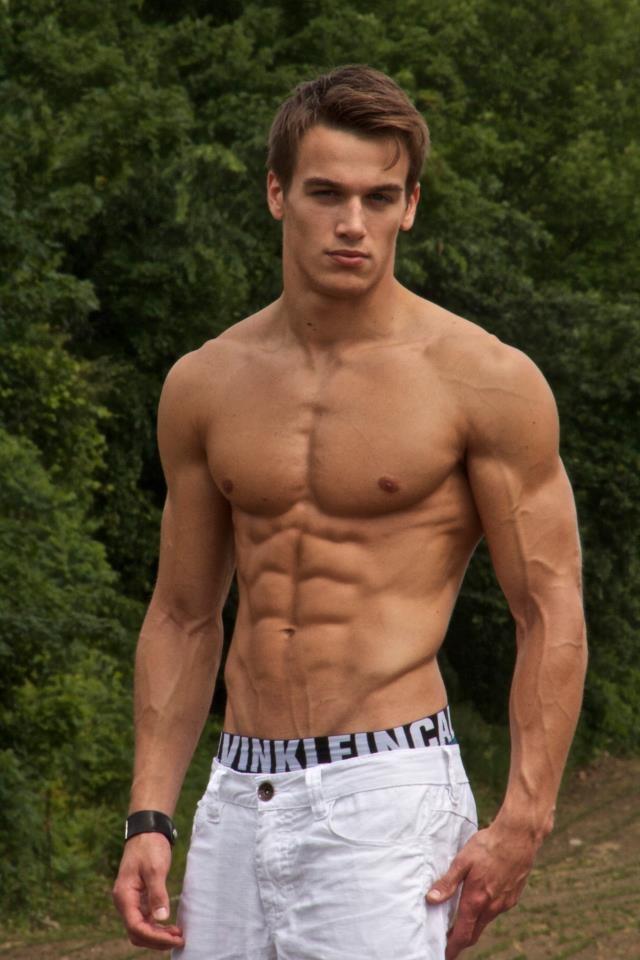 спортивное мужское телосложение картинки родились