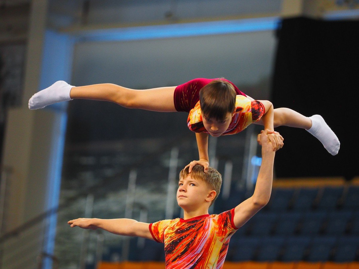 sports acrobatics Hi, does anyone have a copy of the royal navy sports acro gymnastics pack which contains partner work for 2's and 3's, as our school doesn't have a copy this would be a massive help thanks in advance hi, does anyone have a copy of the royal navy sports acro gymnastics pack which contains partner.