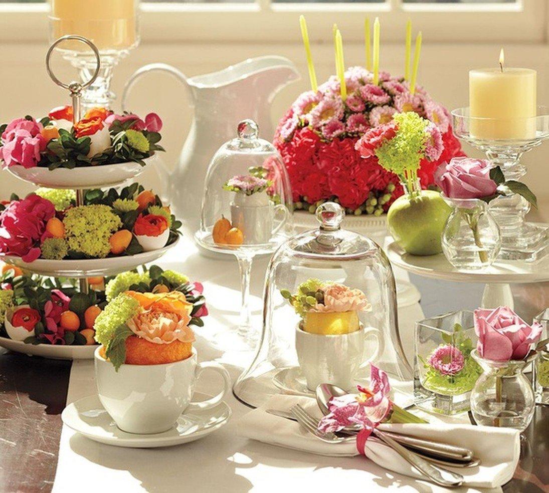 Букет для сервировать стол фото, цветов