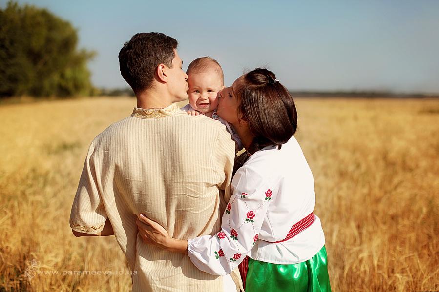 Картинка славянские родители