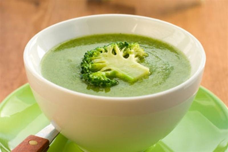 крем суп из брокколи для похудения