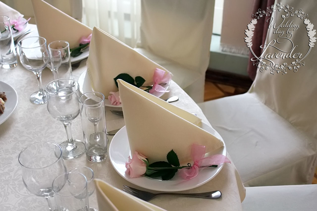 Салфетки для свадьбы картинки