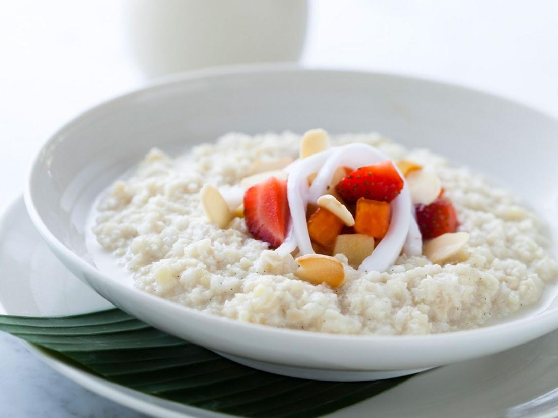 При введении в прикорм риса у детей аллергия возникает крайне редко.
