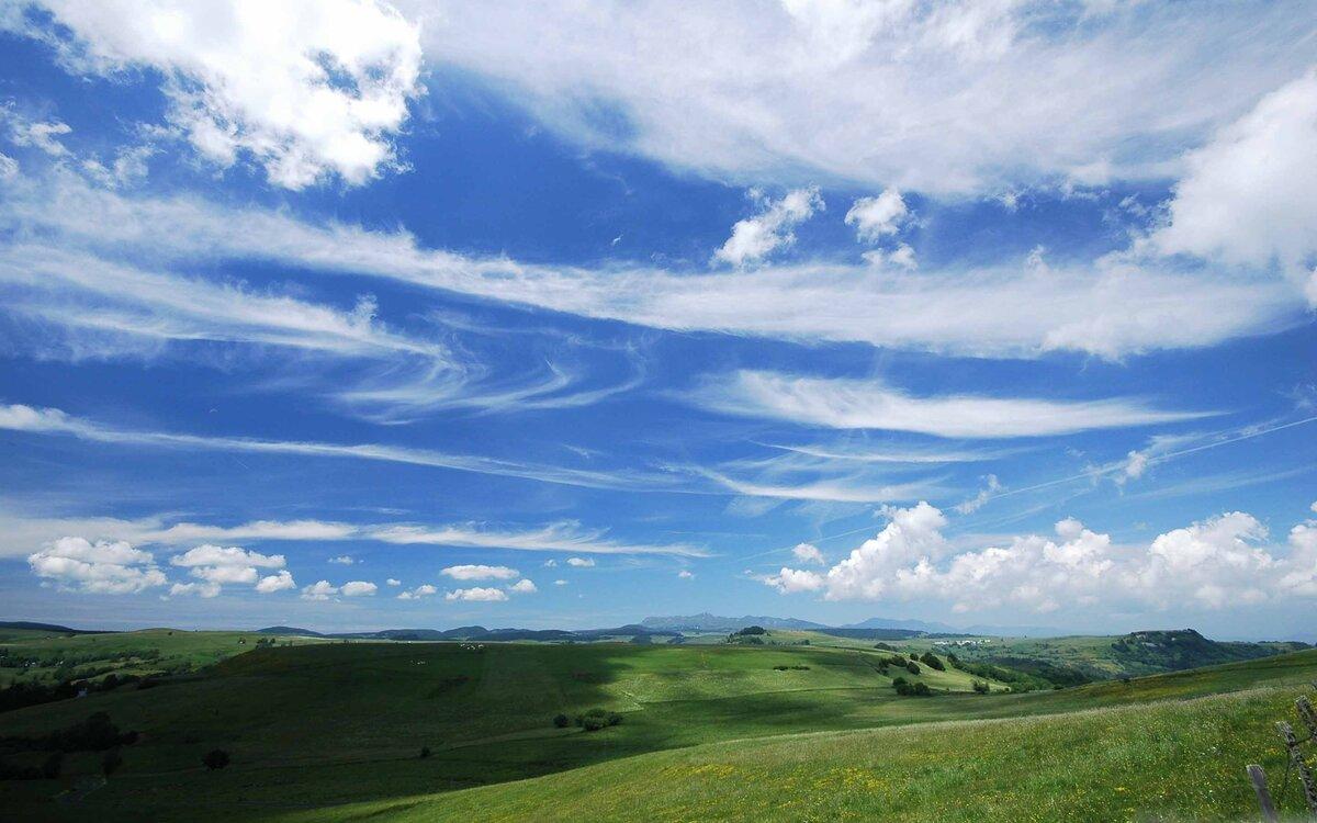 Красивые фото неба высокого качества