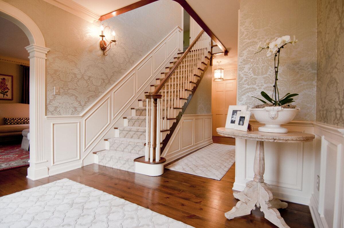 фотообои на лестнице в частном доме фото недавно решила, что