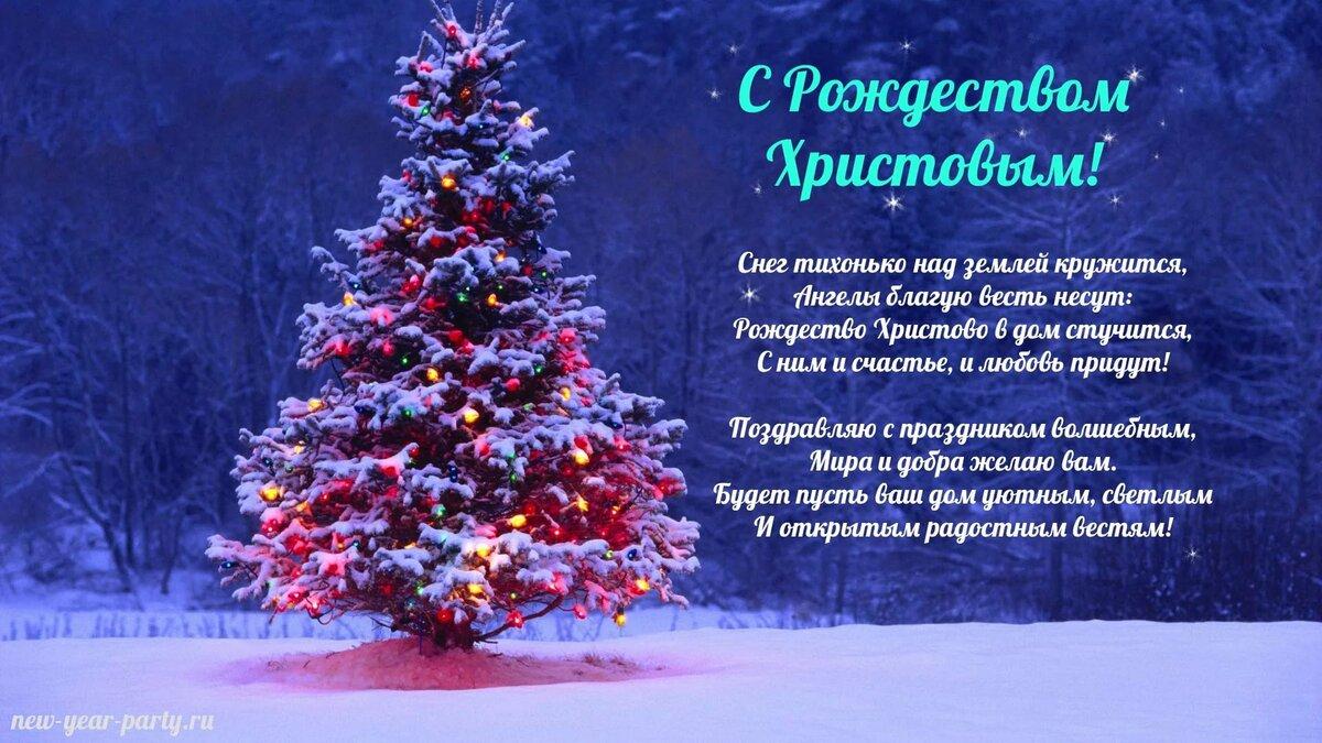 составленный лучшее поздравление с рождеством в прозе если вдруг заядлый