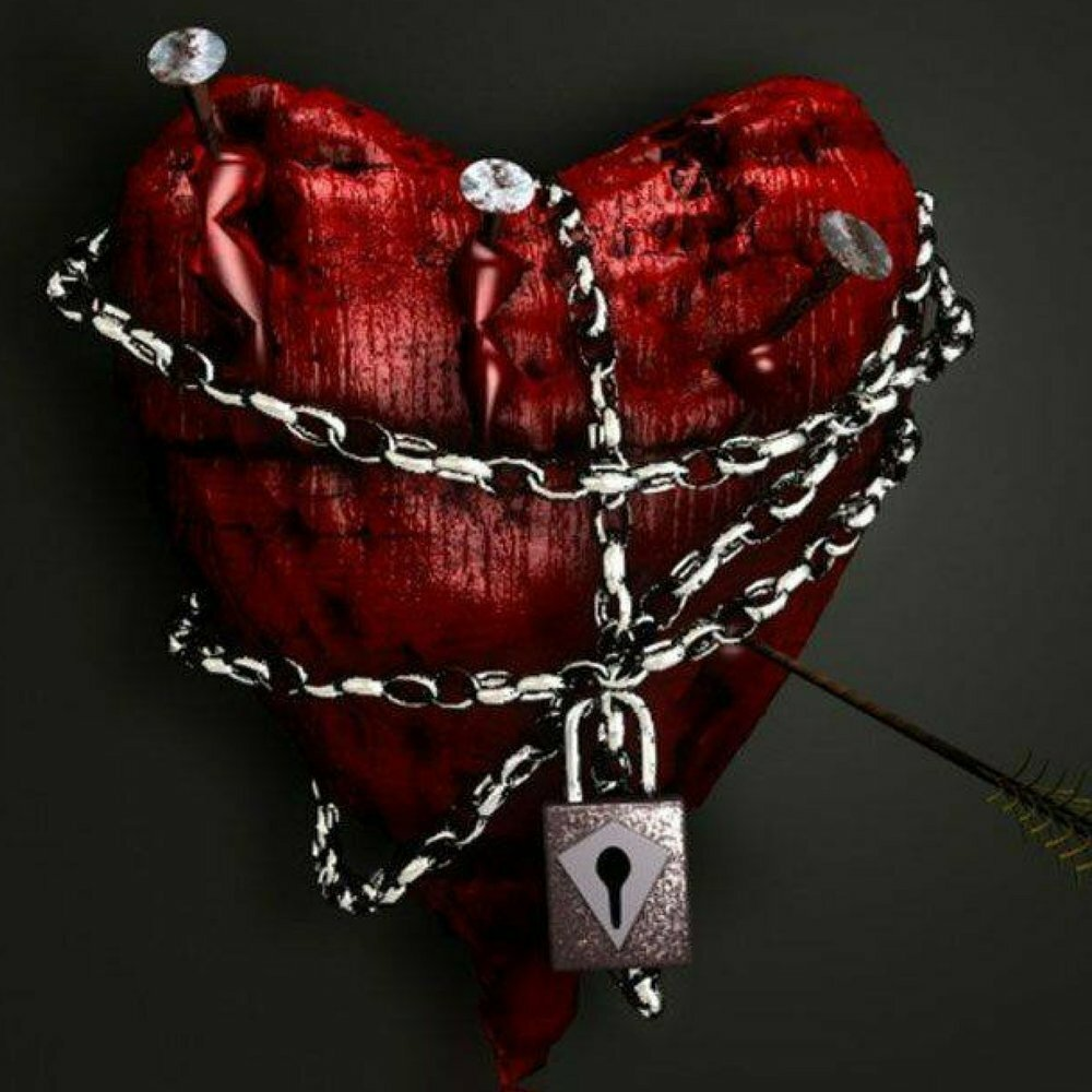 Картинки закрытое сердце
