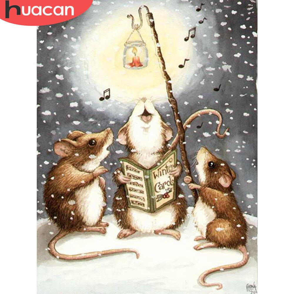 картинки веселые мышки зимой православие для народов
