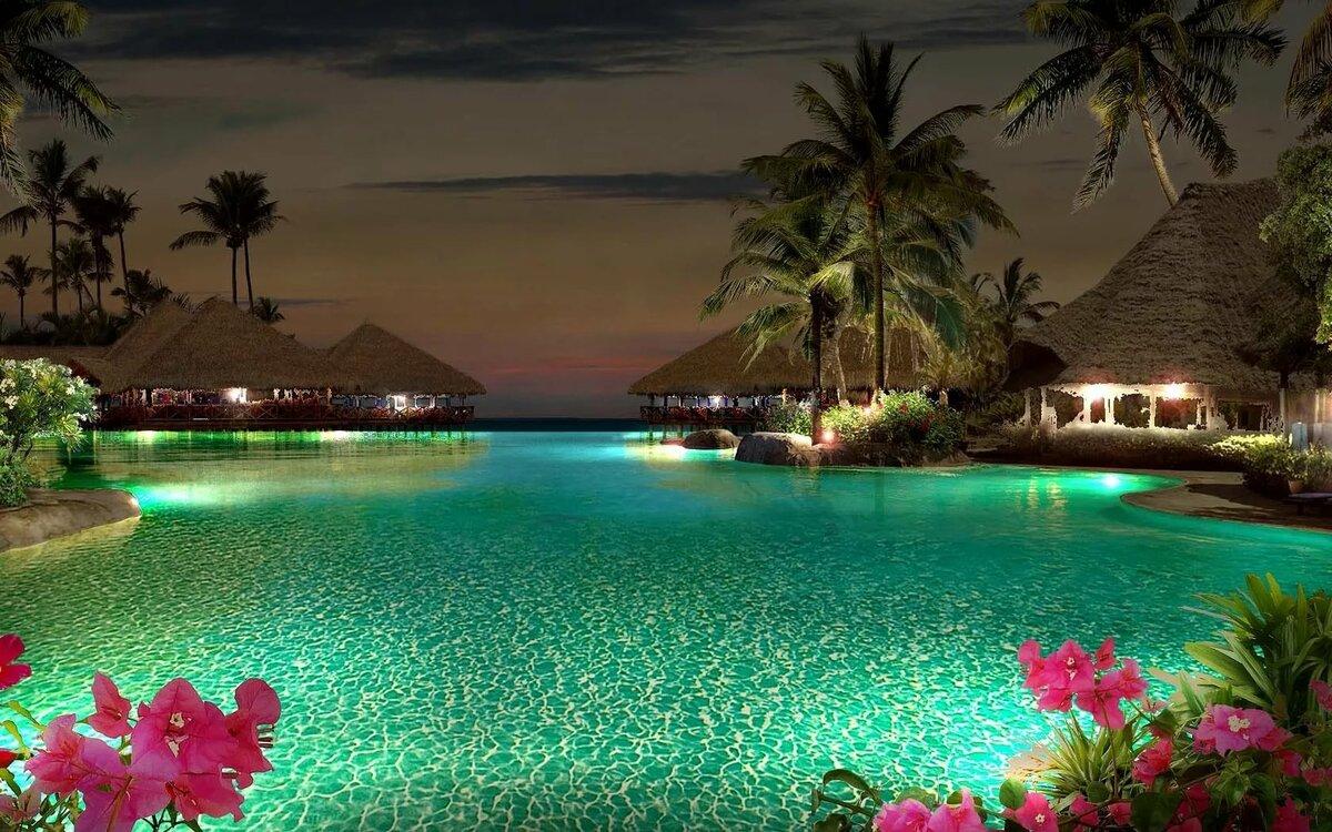 картинки райских уголков на телефон красивые рынок