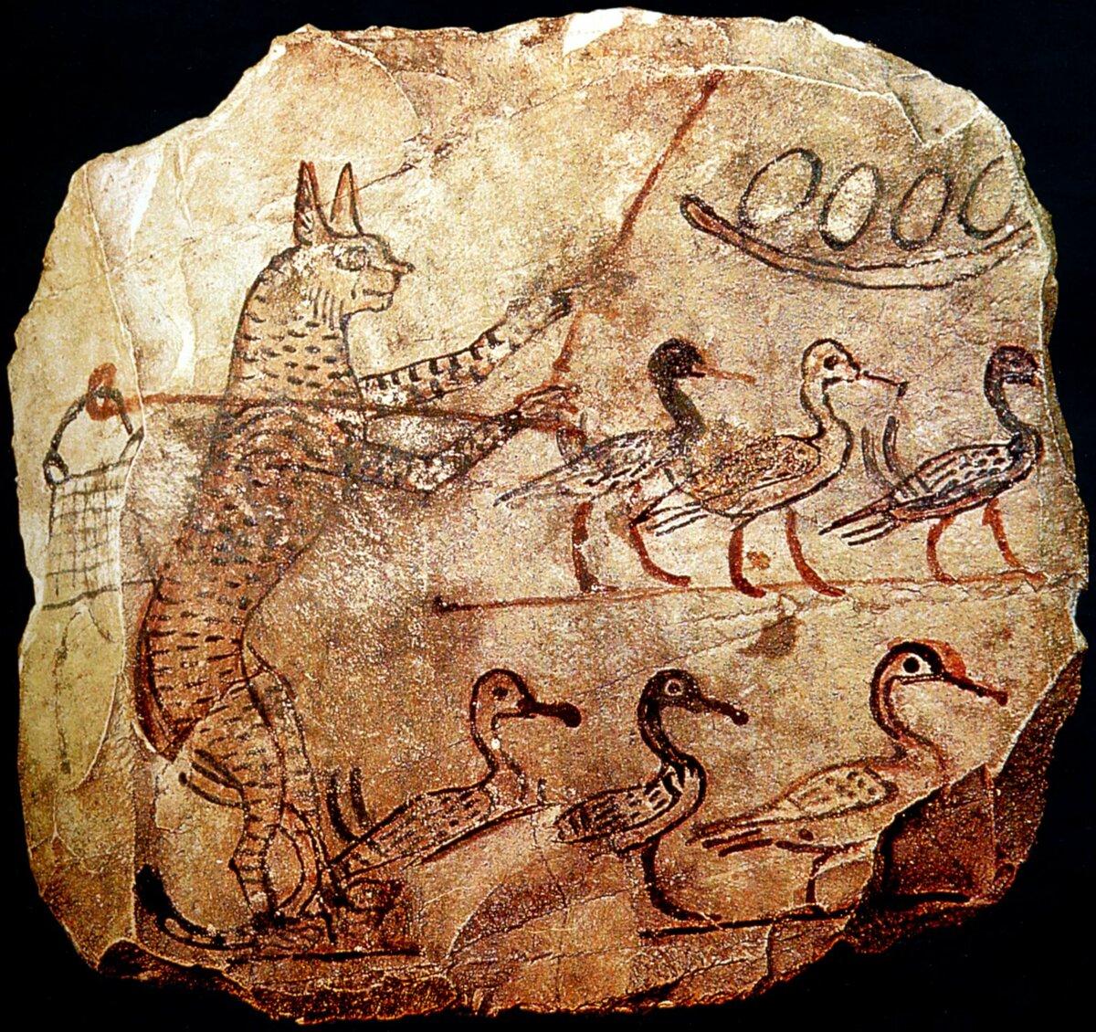 цвет искусство древнего мира в картинках христианин