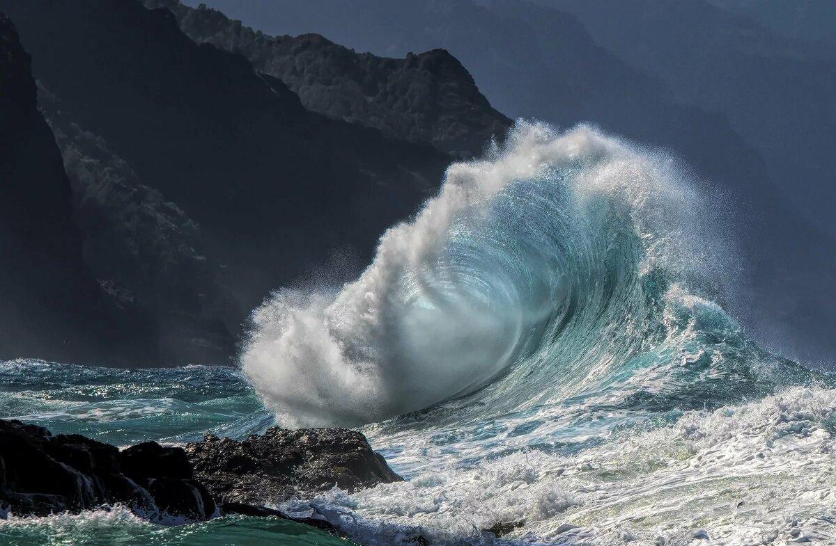 море бушует фото красивые трудностей установкой нового