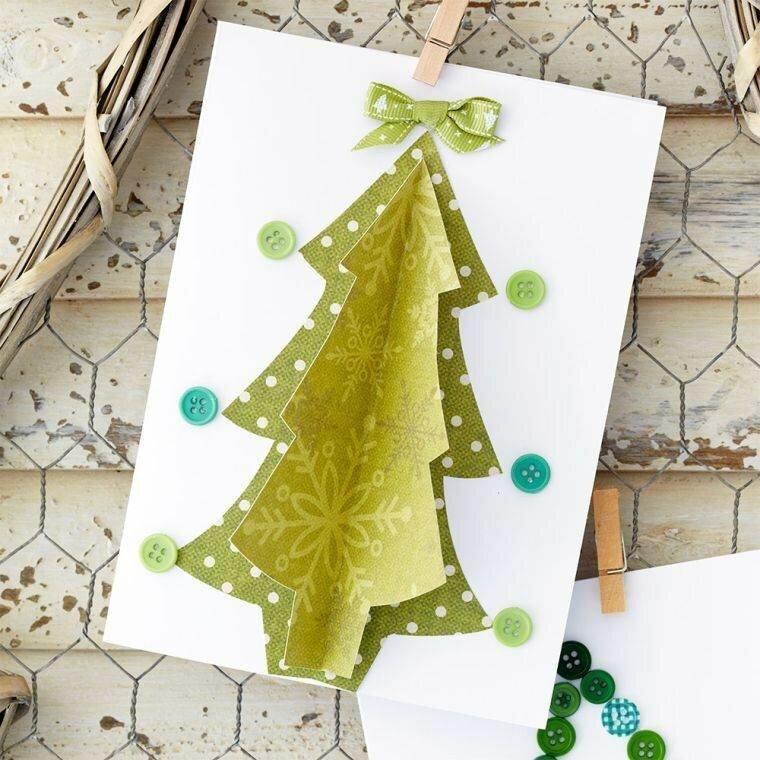 Волшебные открытки с новым годом своими руками 2019