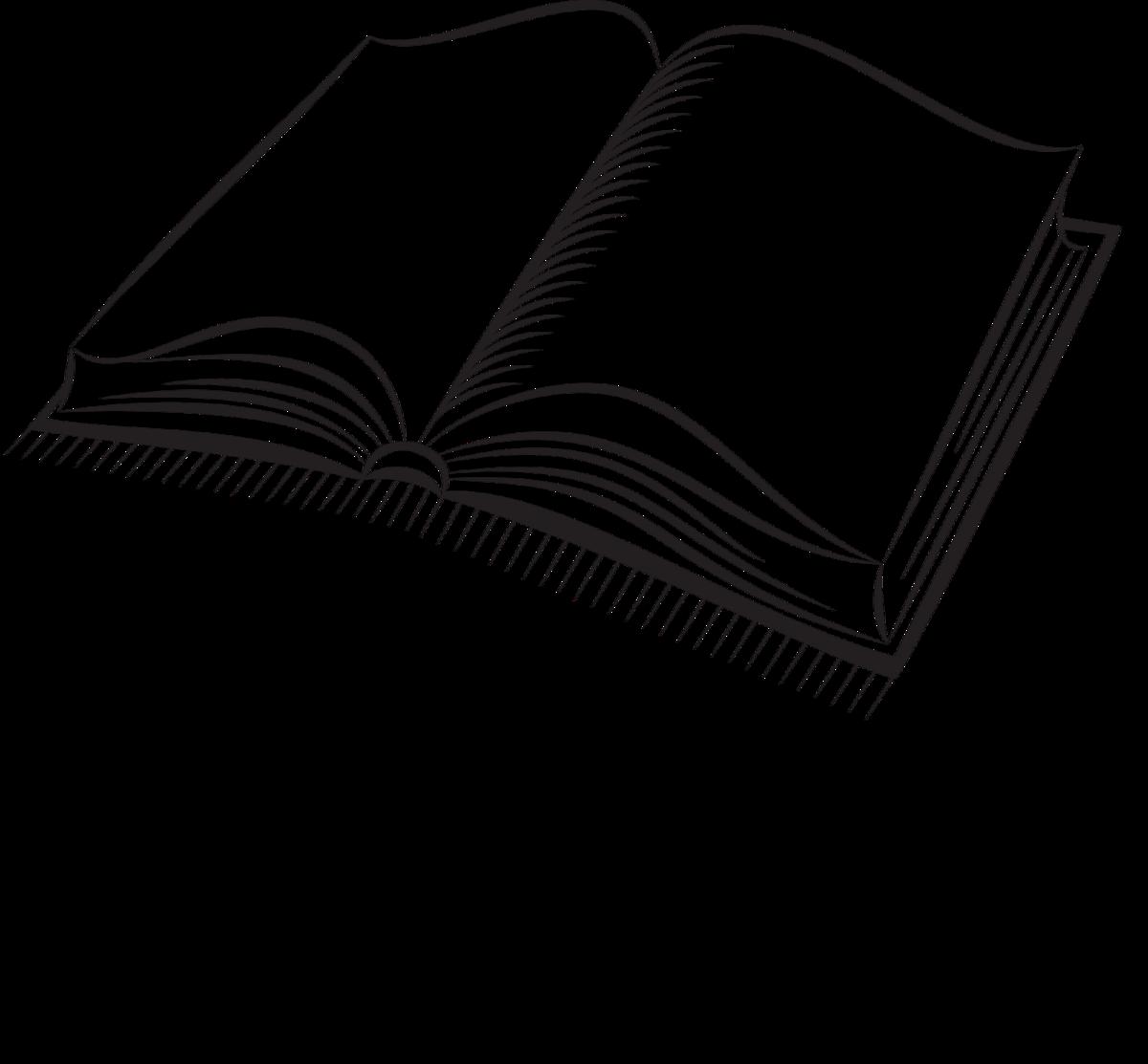 Картинки литературы карандашом
