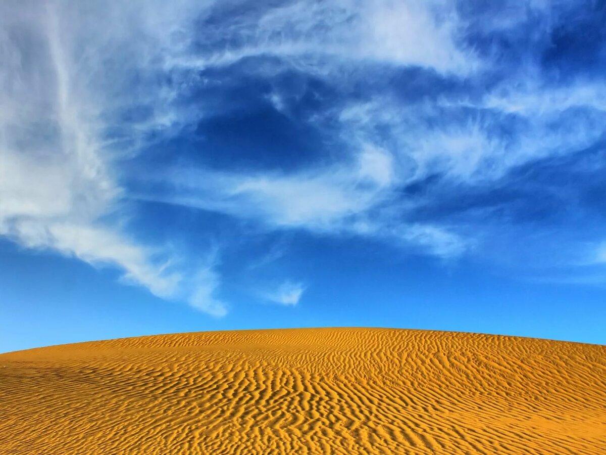 картинки небо над пустыней остальные