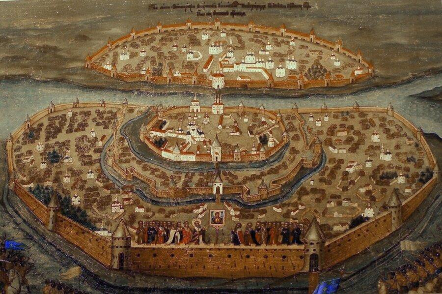 долго, картинки новгород в 12 веке избежание