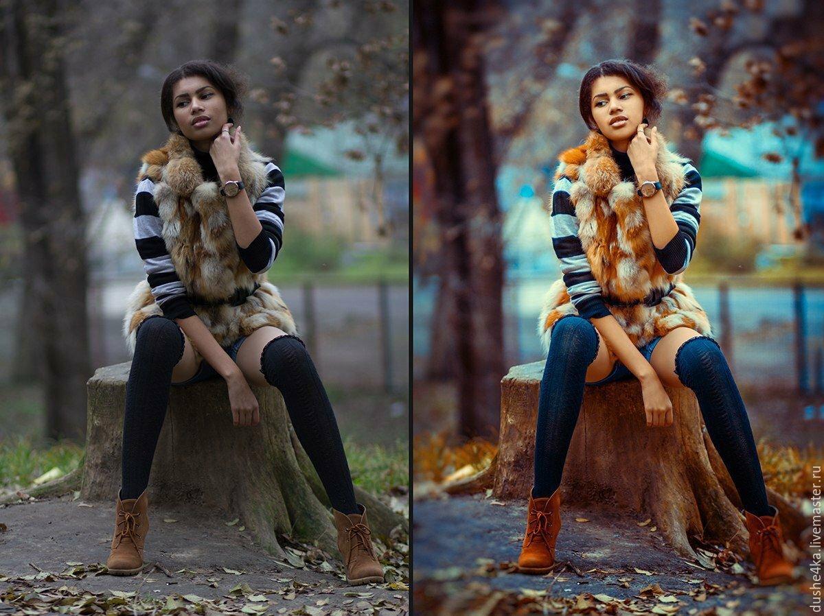 Обработка фото в онлайне