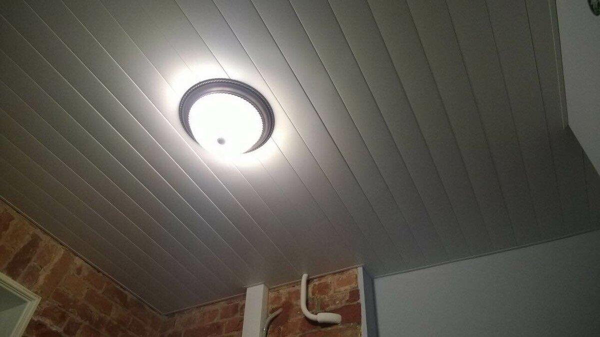 Реечный потолок №46