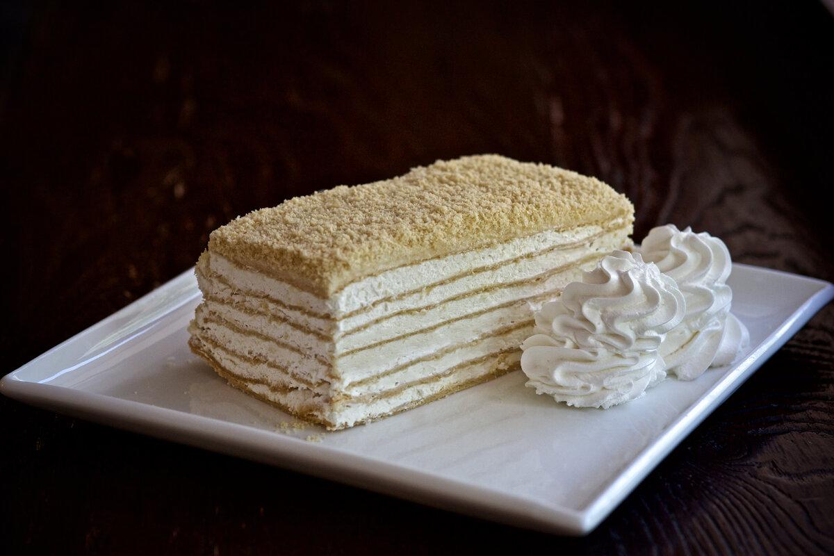 торт с кремом рецепты с картинками