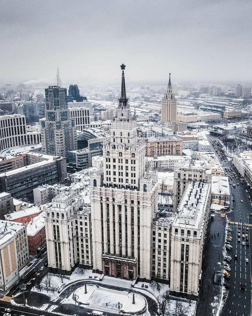Высотные здания москвы картинки