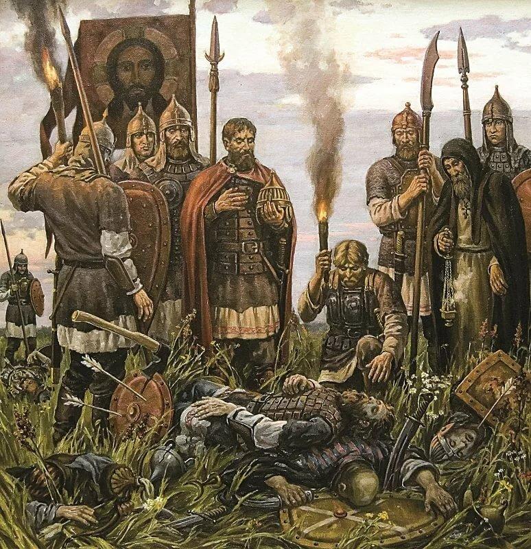 Картинки древних славян воинов