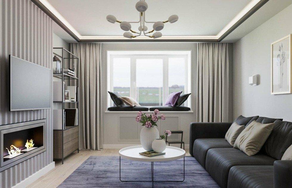 фото ремонта квартир в панельных домах з комнатная уже вами
