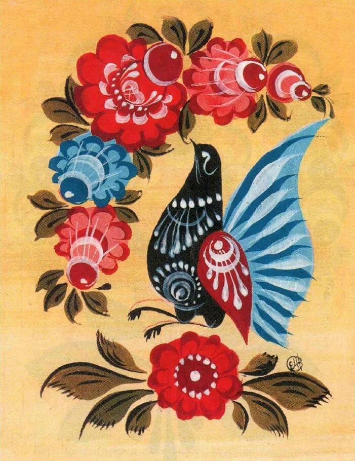 Картинки красочных птиц знают
