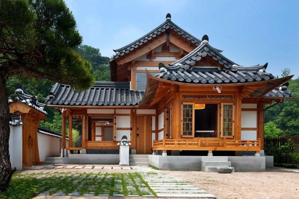 Дом китайский картинка