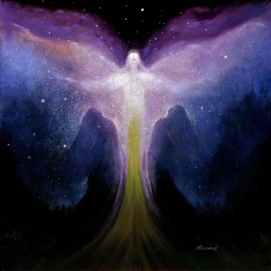 Картинки мистическая вселенная