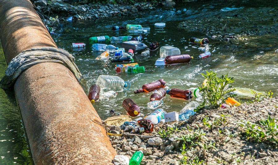Картинки человек загрязняет воду