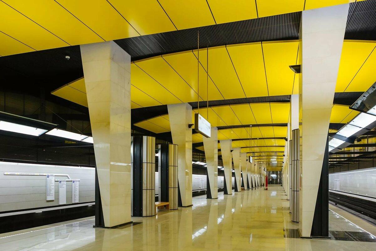 моду москва новые станции метро фото конечно