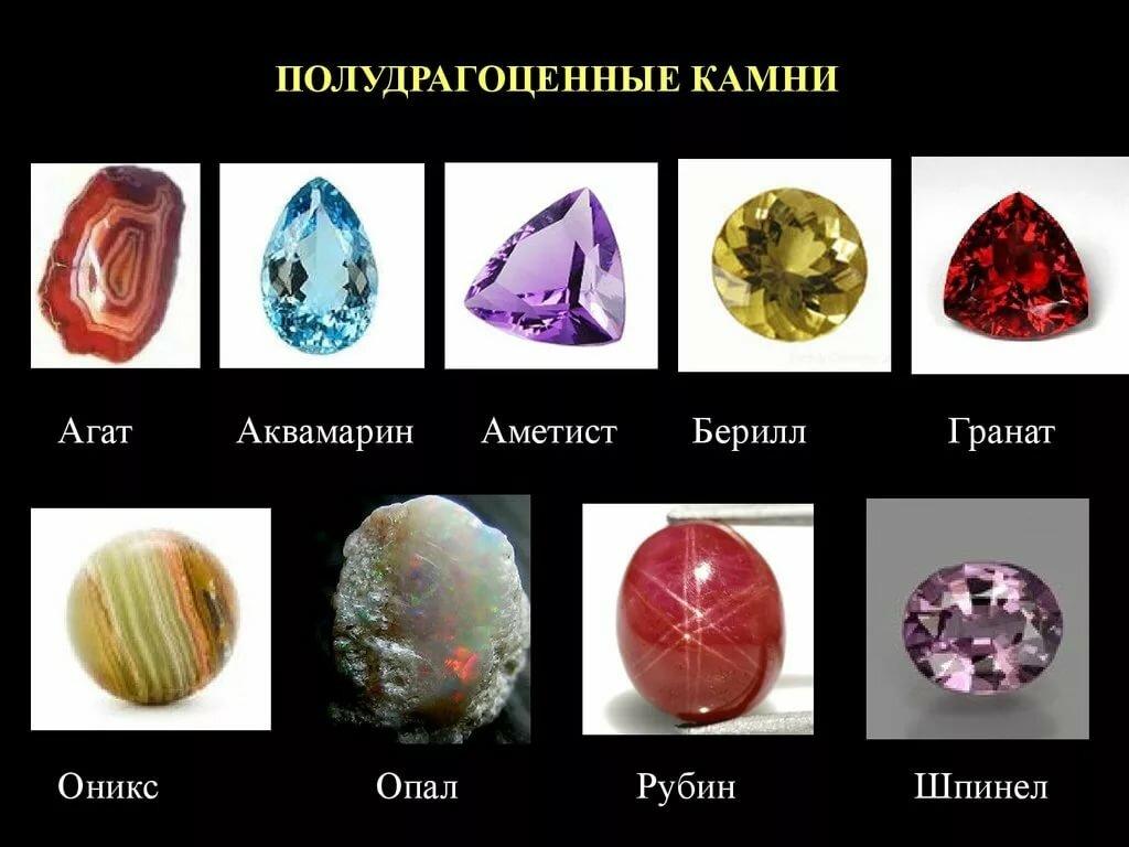 Значение камней с фото браслетов передаются