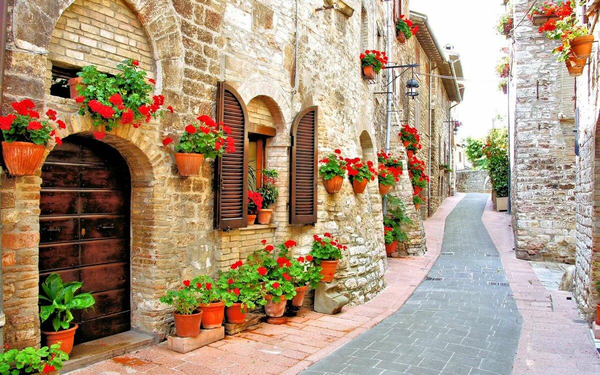 улица италии фон уменьшенных эскизов