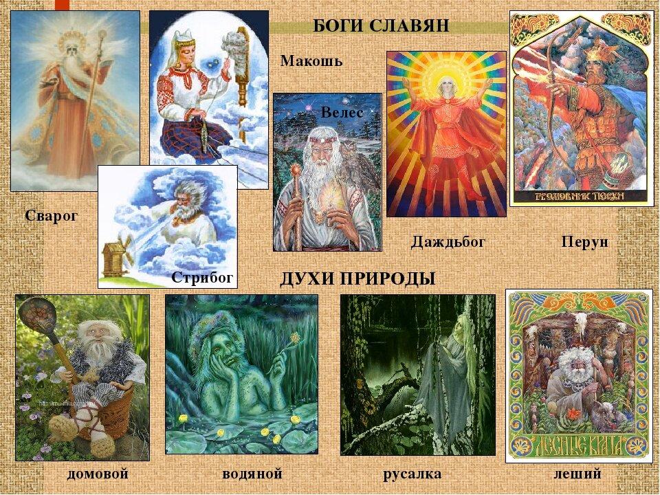 складочки перечень славянских богов из ок картинки наши предки