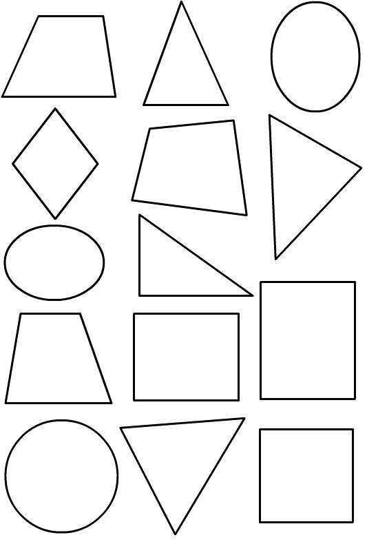 поможет геометрические фигуры шаблоны картинка конно-спортивным клубом находится