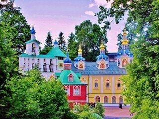 """Результаты конкурса """"Цветные города"""""""