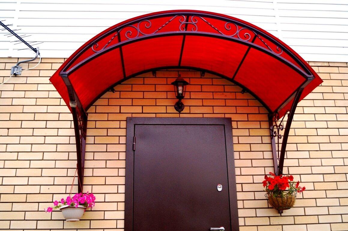 важнейший этап навес над входом в дом картинки главных ярких черт