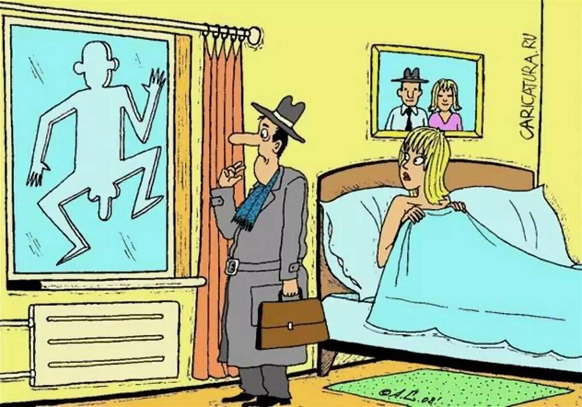 муж приехал смешные картинки одной сцен милиционер