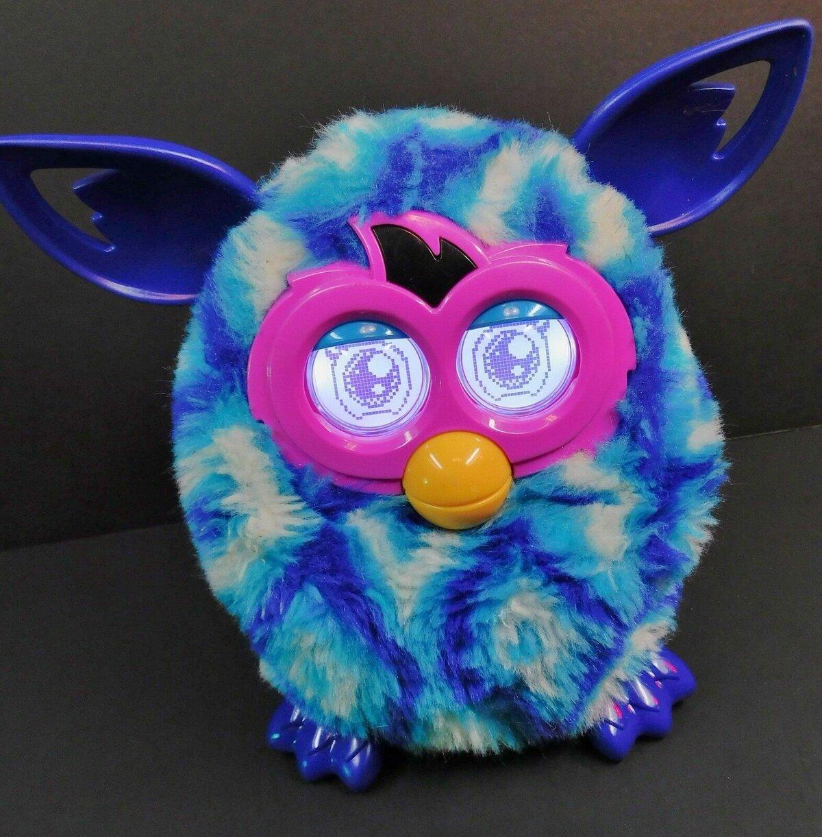 Интерактивная развивающая игрушка Furby в Мариуполе