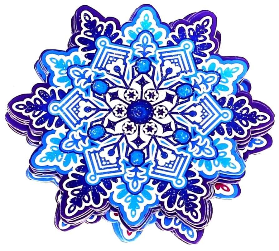 красивые картинки снежинок к новому году дубцова голая