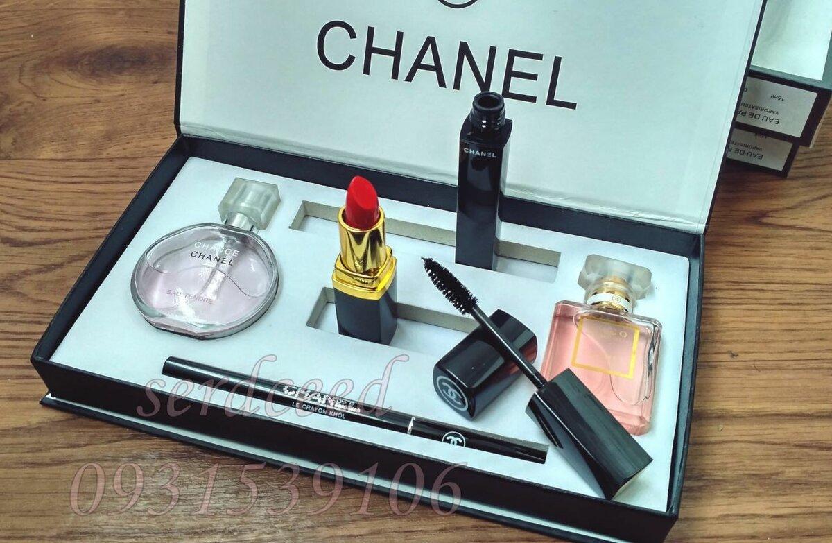 Chanel Present Set набор 5 в 1 в Химках