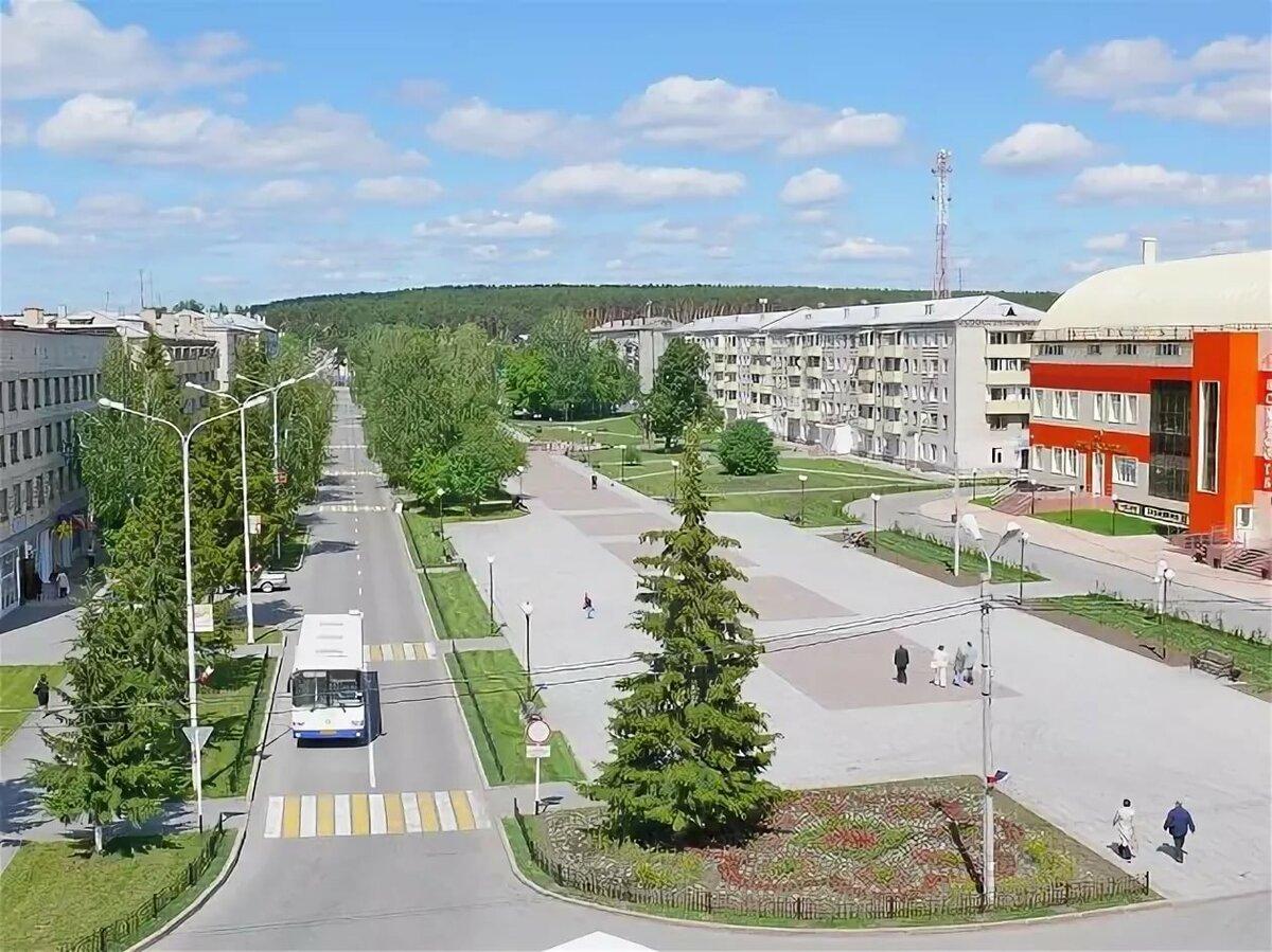 фото города заводоуковск россия газ