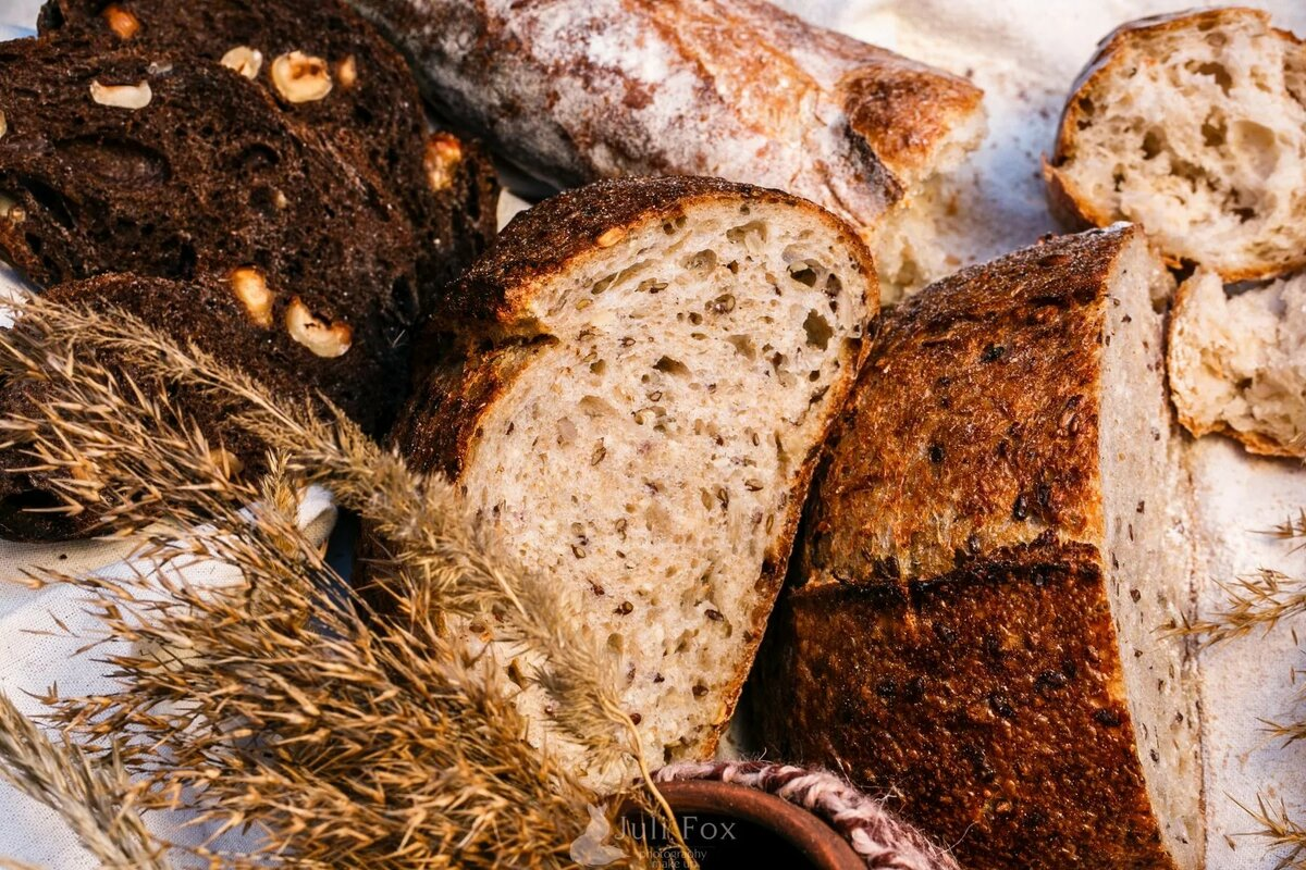 такое рецепты хлеба для пекарни с фото разные каким