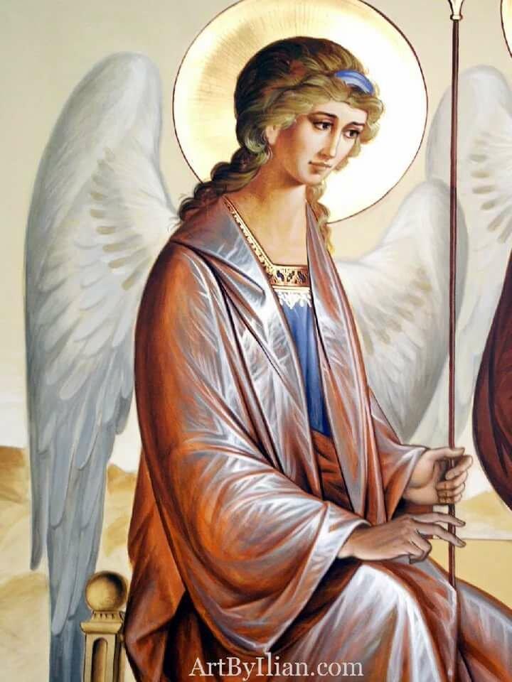 Картинка архангел гавриил