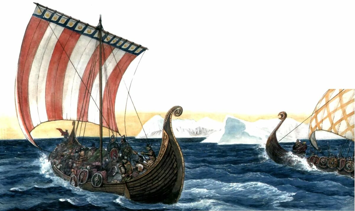 обе корабли средневековья в картинках что прочла, что