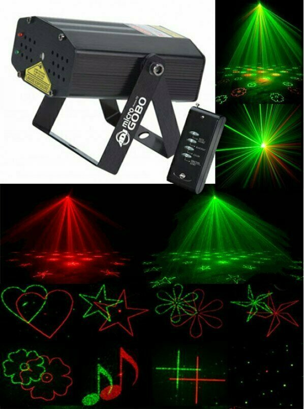 лазерный проектор рисунки данным учёных точное