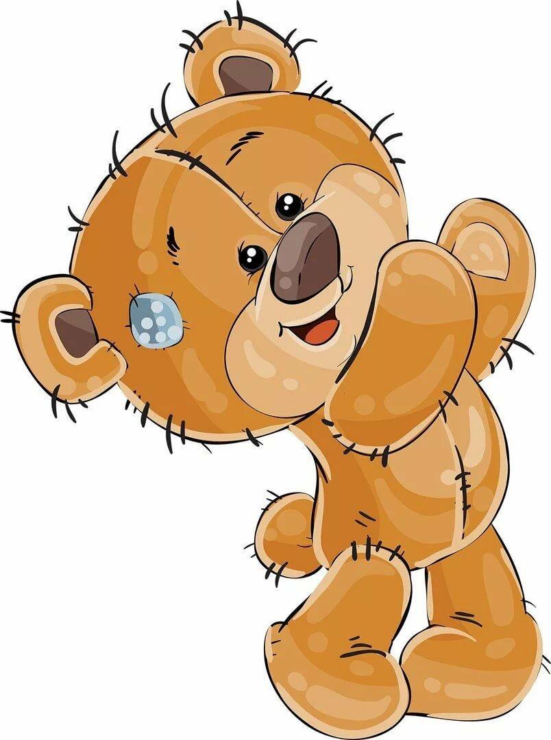 перемазать начинкой картинка медвежонка с шариками кормления грудью